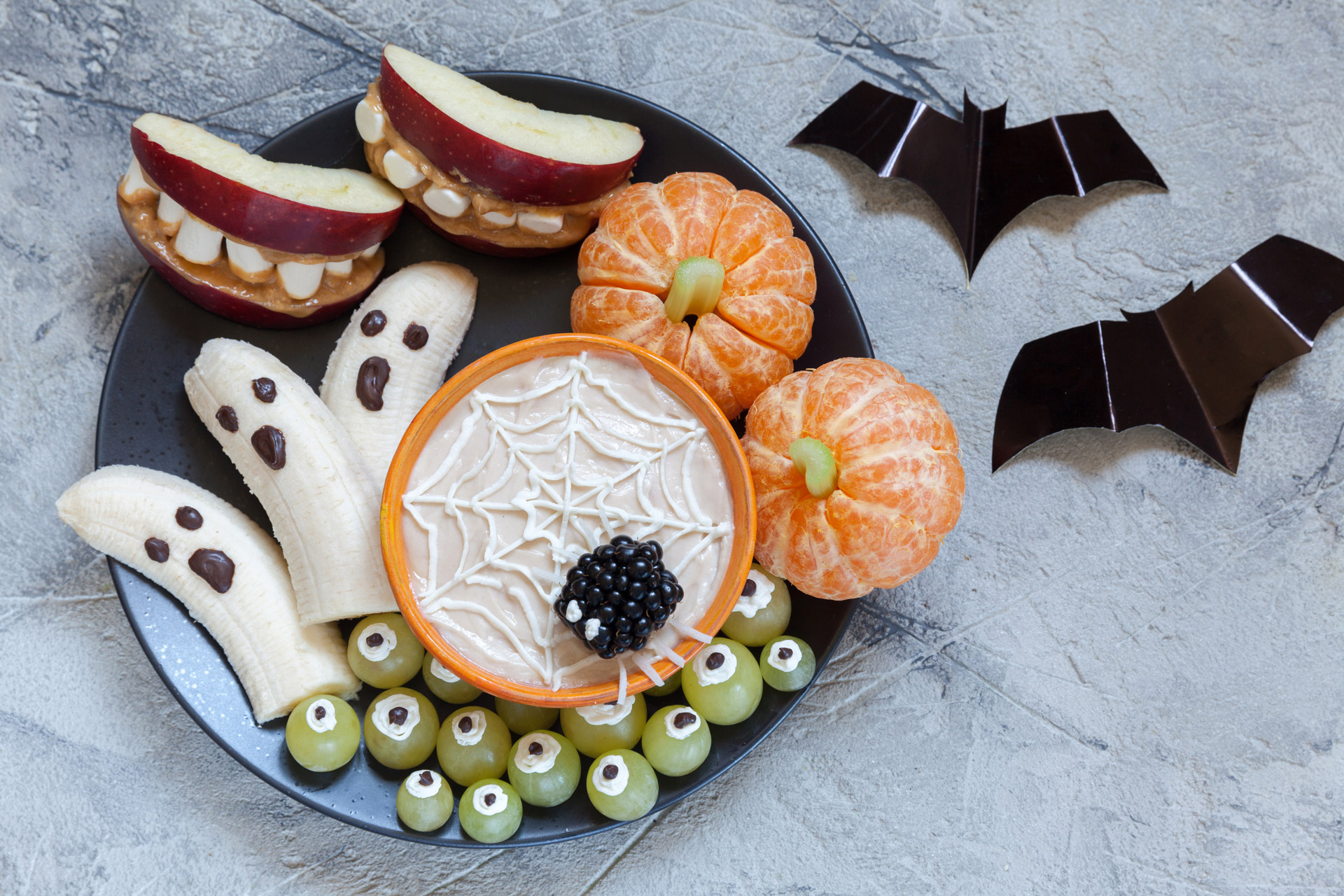 Last-minute Halloween Snacks